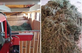 Formation «Sécher du foin en grange: se former pour trouver la solution adaptée.»